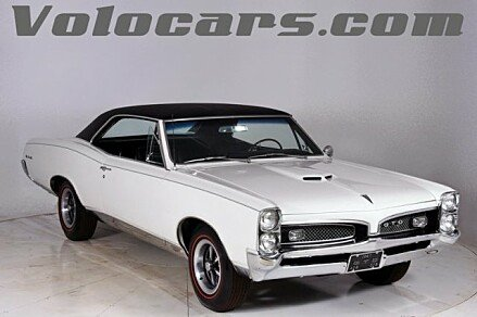 1967 Pontiac GTO for sale 100912339