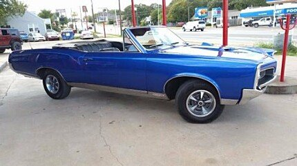 1967 Pontiac GTO for sale 100926866