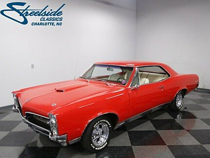 1967 Pontiac GTO for sale 100930609