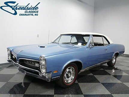 1967 Pontiac GTO for sale 100930647