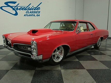 1967 Pontiac GTO for sale 100945773