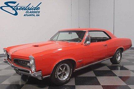 1967 Pontiac GTO for sale 100957215