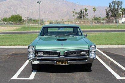 1967 Pontiac GTO for sale 100971707