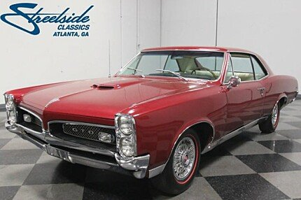 1967 Pontiac GTO for sale 100975753