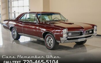 1967 Pontiac GTO for sale 100995707