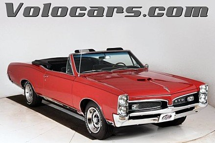 1967 Pontiac GTO for sale 100995851