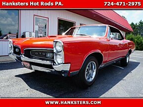 1967 Pontiac GTO for sale 101004972