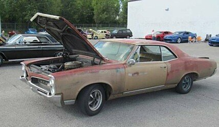 1967 Pontiac GTO for sale 101040694