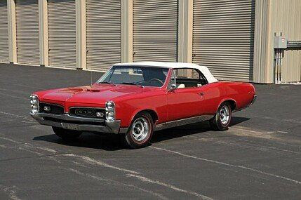 1967 Pontiac GTO for sale 101042419