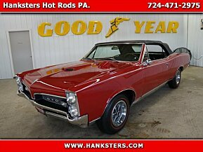 1967 Pontiac GTO for sale 101048665