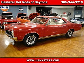 1967 Pontiac GTO for sale 101051559