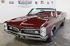 1967 Pontiac GTO for sale 101054227