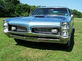 1967 Pontiac GTO for sale 101054409