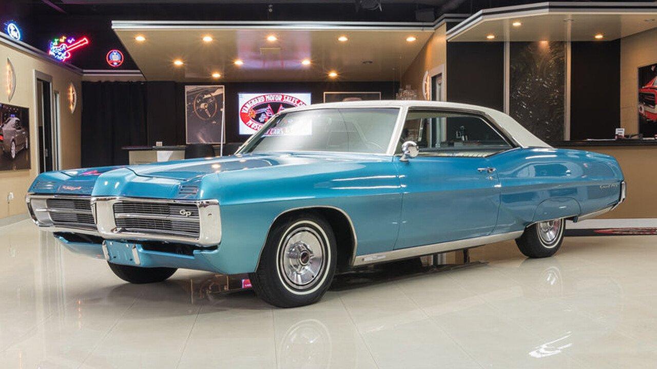 1967 Pontiac Grand Prix for sale near Plymouth, Michigan 48170 ...