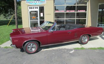 1967 Pontiac Le Mans for sale 100778139