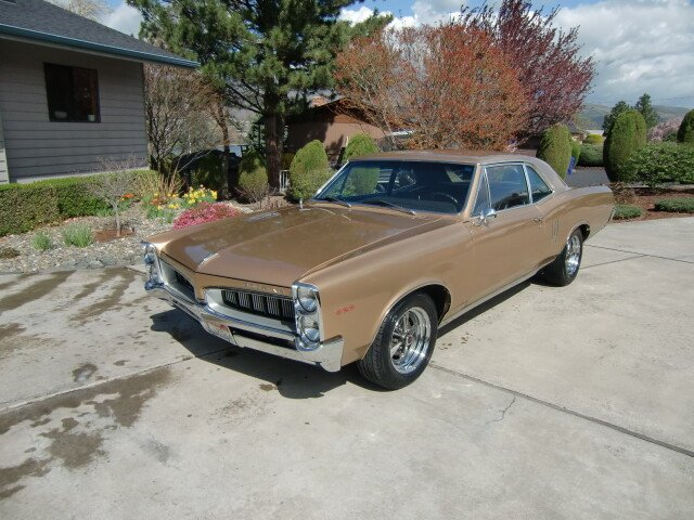 1967 Pontiac Le Mans For Sale 100791131