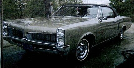 1967 Pontiac Le Mans for sale 100839395
