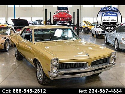 1967 Pontiac Le Mans for sale 100974130