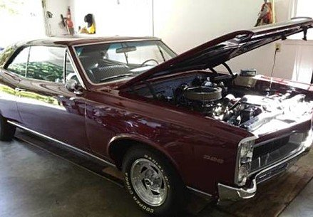 1967 Pontiac Tempest for sale 100812305