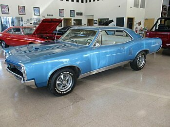 1967 Pontiac Tempest for sale 100947336