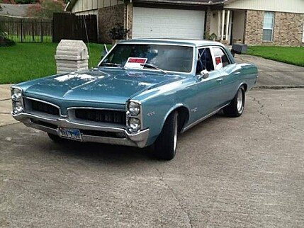 1967 Pontiac Tempest for sale 100883647