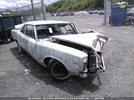 1967 Pontiac Tempest for sale 101016227