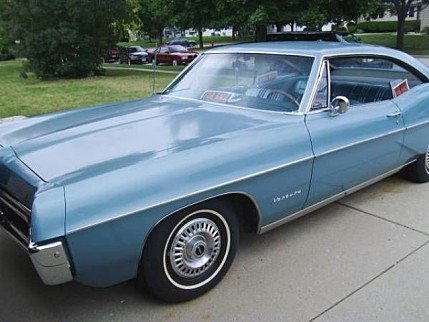1967 Pontiac Ventura for sale 100806807
