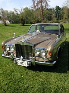 1967 Rolls-Royce Silver Shadow for sale 100856569