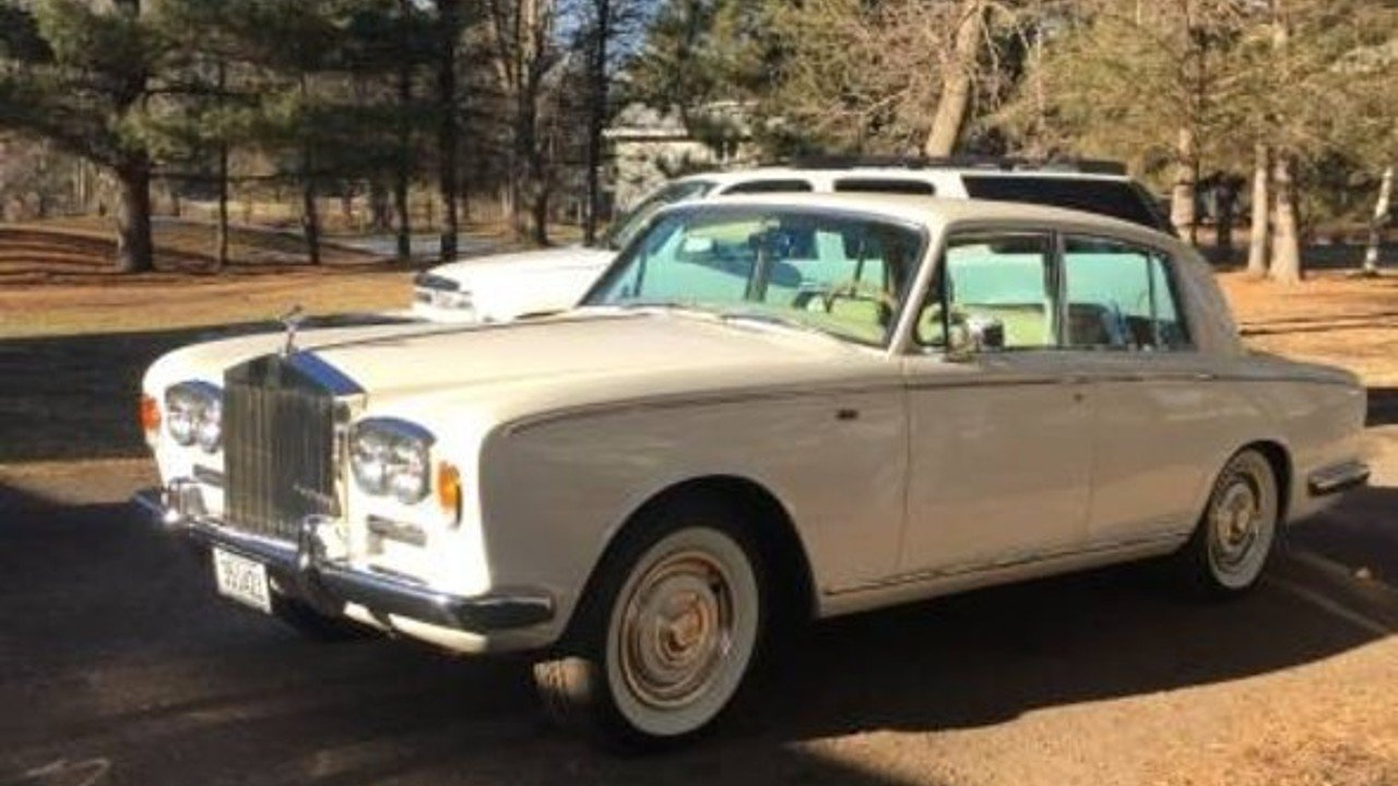 1967 Rolls-Royce Silver Shadow Clics for Sale - Clics on ...