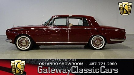 1967 Rolls-Royce Silver Shadow for sale 100950198