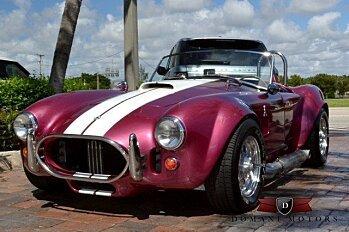 1967 Shelby Cobra-Replica for sale 100735057