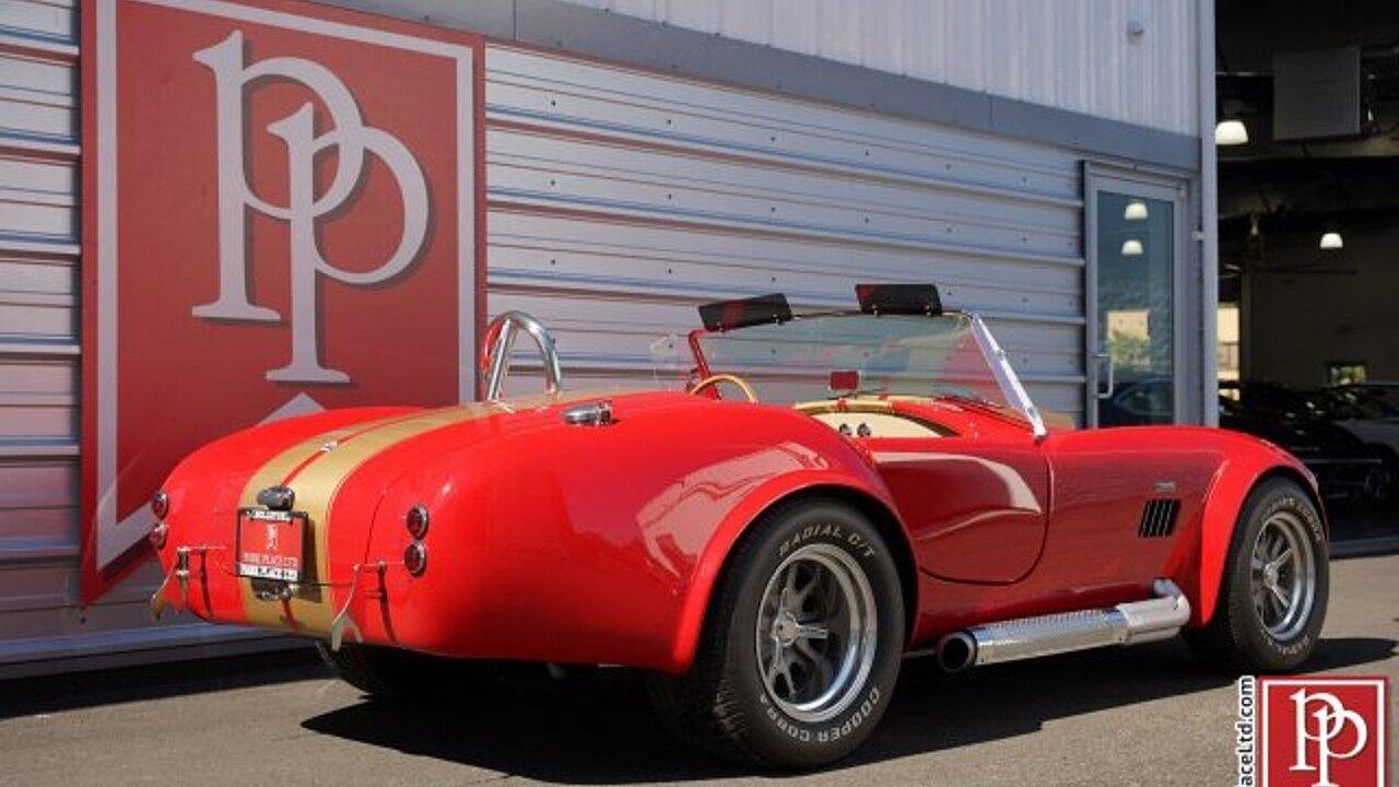 1967 shelby cobra replica for sale near bellevue washington 98005