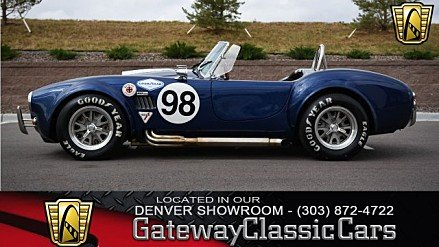 1967 Shelby Cobra for sale 100963834