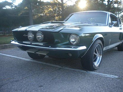 1967 Shelby GT500 for sale 100730282