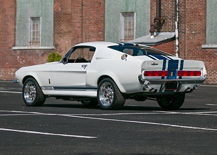 1967 Shelby GT500 for sale 100872300