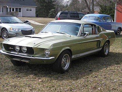 1967 Shelby GT500 for sale 101033637