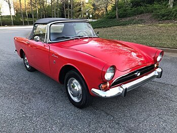 1967 Sunbeam Alpine for sale 100976887