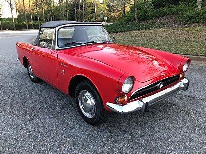 1967 Sunbeam Alpine for sale 100976887