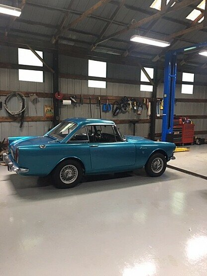 1967 Sunbeam Alpine for sale 101025545