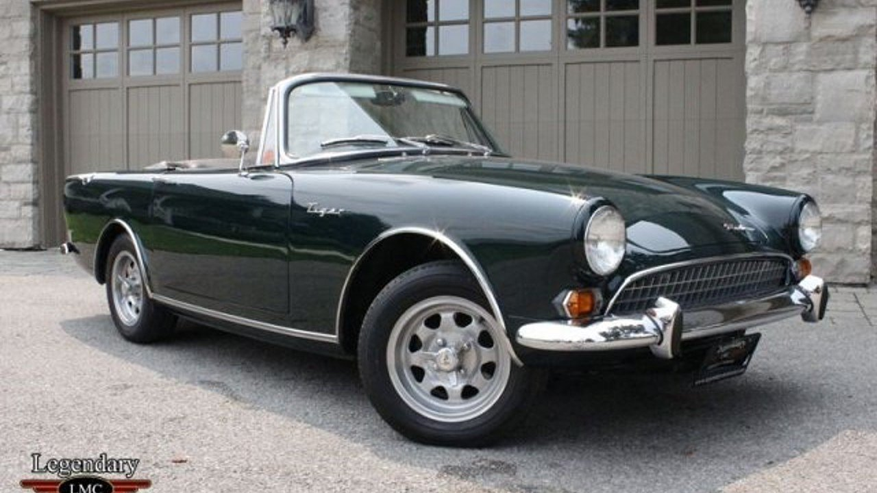 1967 Sunbeam Tiger for sale near Youngstown, New York 14174 ...