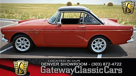 1967 Sunbeam Tiger for sale 100921148