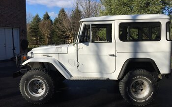 1967 Toyota Land Cruiser for sale 100781506