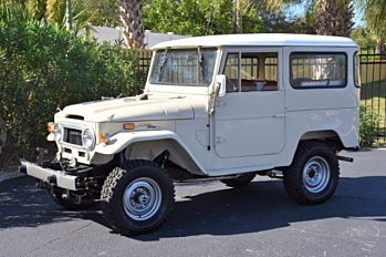 1967 Toyota Land Cruiser for sale 100930978