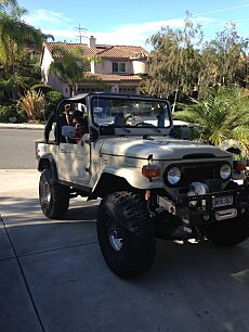 1967 Toyota Land Cruiser for sale 100850408
