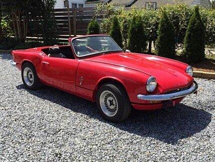 1967 Triumph Spitfire Classics For Sale Classics On