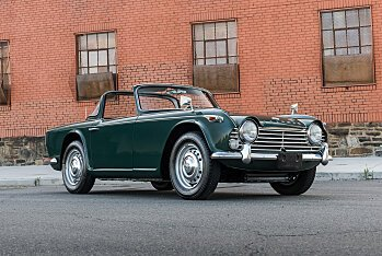 1967 Triumph TR4A for sale 101005085