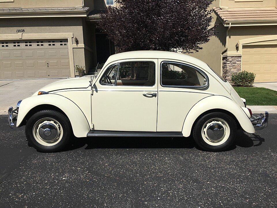 1967 Volkswagen Beetle for sale 100797150