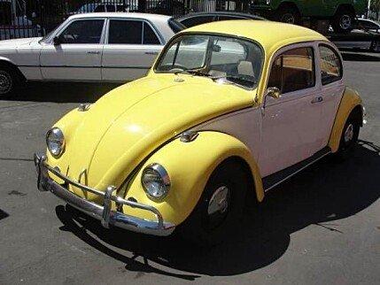 1967 Volkswagen Beetle for sale 100828951