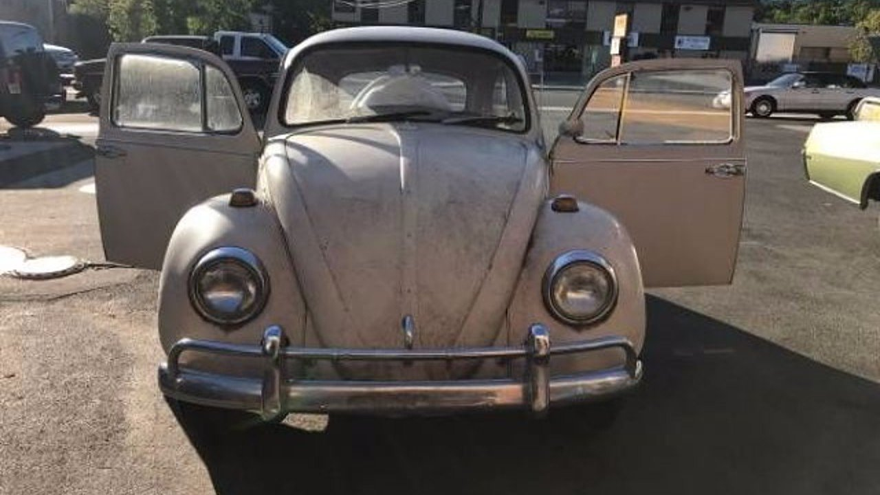1967 Volkswagen Beetle Classics for Sale - Classics on Autotrader
