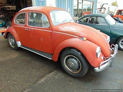 1967 Volkswagen Beetle for sale 100838796